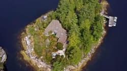Que diriez-vous d'acheter une île?