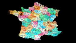 La réforme territoriale adoptée par l'Assemblée, la guerre des cartes peut