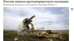 La Russia si sente incolpevole per l'aereo