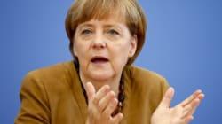 Merkel condamne les dérapages antisémites en