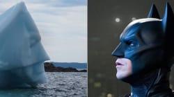 Iceberg Off Newfoundland Looks Exactly Like