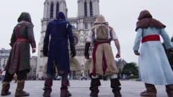 Ils transposent Assassin's Creed Unity dans le vrai monde