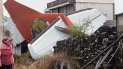 Un accident d'avion à Taïwan fait 48 morts, dont deux