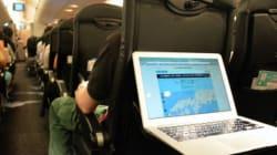 国内線初の機内インターネットサービスの実力は!?「JAL SKY