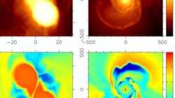 宇宙の錬金術師は中性子星の合体か