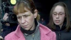 Le policier qui avait malmené Anne-Marie Péladeau suspendu pour quatre