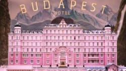 The Grand Budapest Hotel recensito su