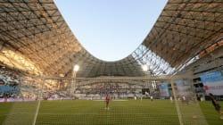 L'OM ne jouera pas au Vélodrome pour son premier match à