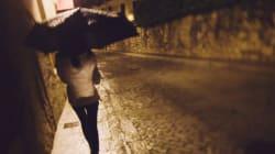 Chuva, coxinha e vida após a