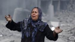 Pendant la trêve, les Gazaouis découvrent leur maison en