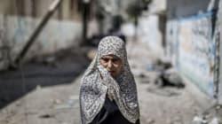 19 imágenes de la destrucción de Gaza