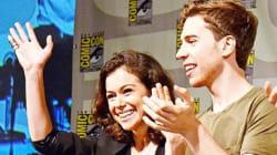 WATCH: Tatiana Maslany Tears Up At Comic-Con After Fan