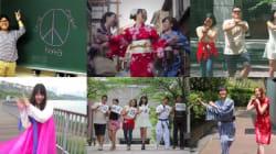 ヘイトスピーチには笑顔で対抗だ。日中韓の若い世代が「HAPPY」を踊ってみた【動画】