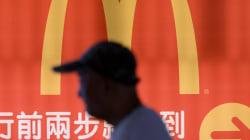 Scandale sanitaire en Chine: des McDonald's ne vendent plus de