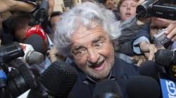 Grillo a Roma: