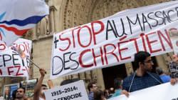 La France prête à favoriser les demandes d'asile des chrétiens