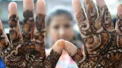 PHOTOS: Muslims Celebrate Eid Around The