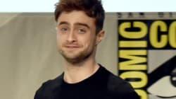 Comic-Con: Daniel Radcliffe se déguise en Spider-Man pour passer