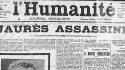 La mort de Jean Jaurès racontée par son journal,