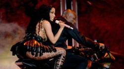 Nicki Minaj: rien d'autre que des grosses