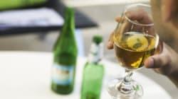 中年が大酒を飲むと認知障害になりやすい(研究結果)