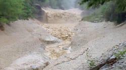 この動画を見たら、あなたも土石流の警報を無視できなくなるはずだ