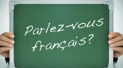 Le français se