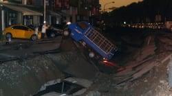 Au moins 25 morts et plus de 270 blessés dans une explosion de gaz à Taiwan