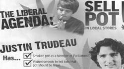Tories Full Of It When It Comes To Trudeau's Pot