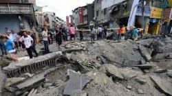 Un Québécois témoin des explosions à