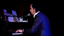 Nick Cave en concert au centre Phi