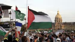 Gaza : manifestation de soutien ce samedi à