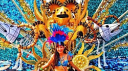 LOOK: Caribana Parade Is Full Of Colour And
