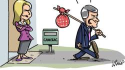 En cas de décès de l'assuré, le conjoint touche une partie de la pension de réversion, même s'il est