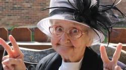 Betty, la grand mère star d'Instagram est