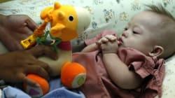 El padre del niño abandonado con Síndrome de Down abusó de