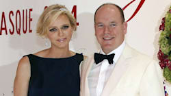 Princess Charlene Cleverly Hides Her Baby