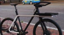 Le vélo du futur?