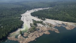 Controlled Release Of Mine Spill Water Approved By