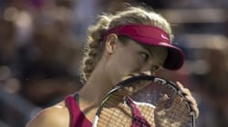 Bouchard Suffers Shocking