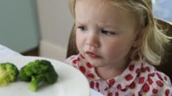 6 Tips To Start Your Kids Off Eating