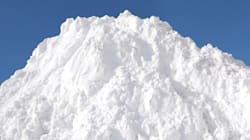 There's An 18-Metre High Snow Pile In Winnipeg. It's