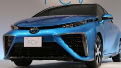 燃料電池車、1台あたり300万円の補助金