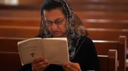 Onze chrétiens d'Irak sont arrivés en France, les