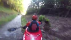 WATCH: Extreme B.C. Kayaking Reaches 72