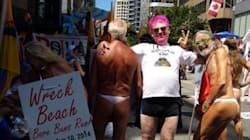Undercover Anti-Gay Crusader Hands Out Fake