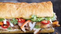 5 sandwiches provenienti da tutte le parti del