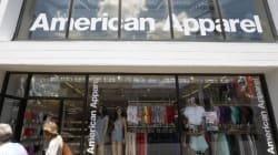 American Apparel Files For