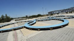 Athens' Olympic Venues Look Ghostly Just 10 Years