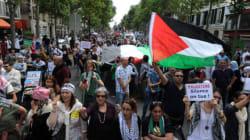 Nouvelles manifestations pro-Gaza partout en